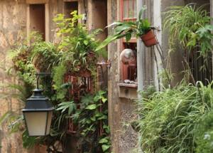 'Tuintje' op balkon