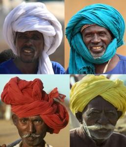 In Human doen mensen uit allerlei hoeken van de wereld hun zegje voor de camera. (foto; Jacques van der Neut)