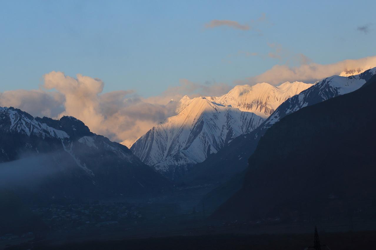 hoge kaukasus